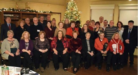 The Write-On Hoosiers Annual Christmas Party