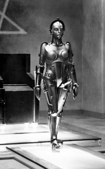 Metropolis girl