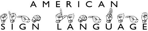 ASL sign