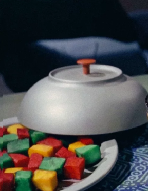 Star Trek food
