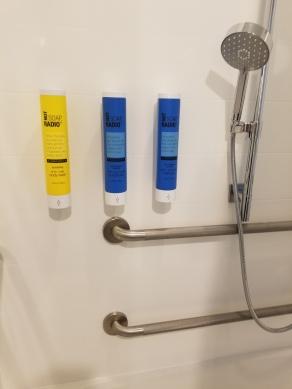 Tru soap tubes